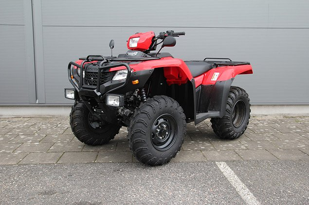 Honda TRX 500 Foreman Traktor B