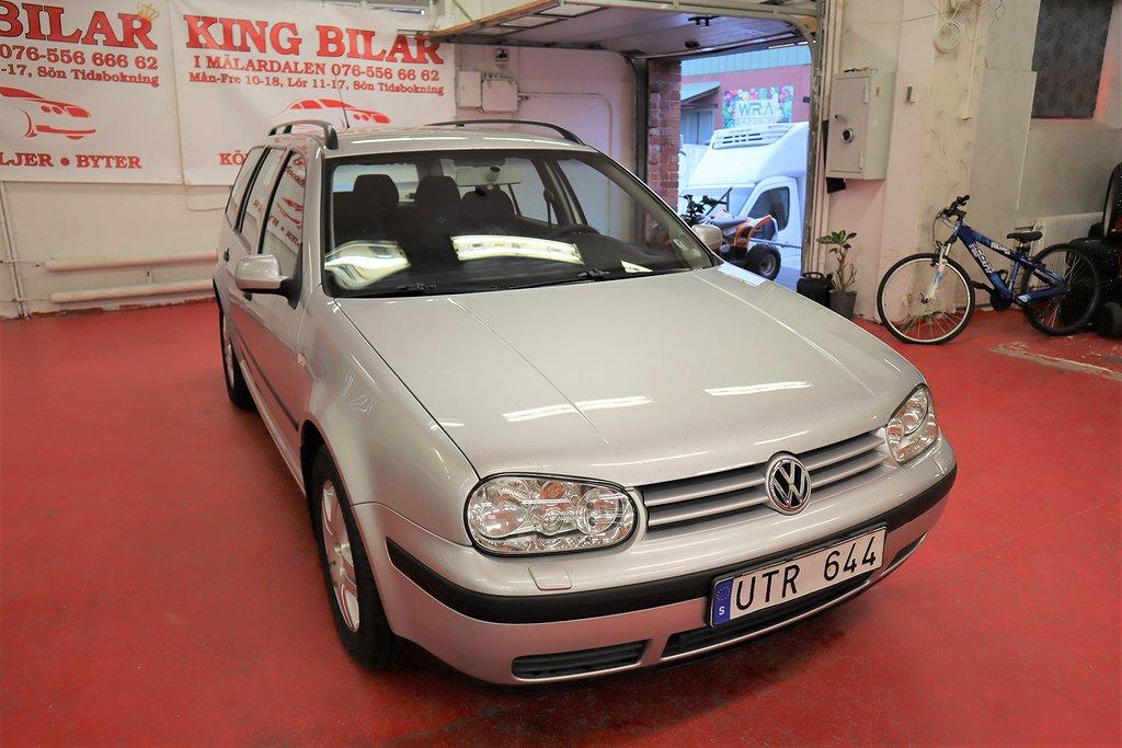 Volkswagen Golf Variant 1.6 Comfort,Ny kamrem,105hk