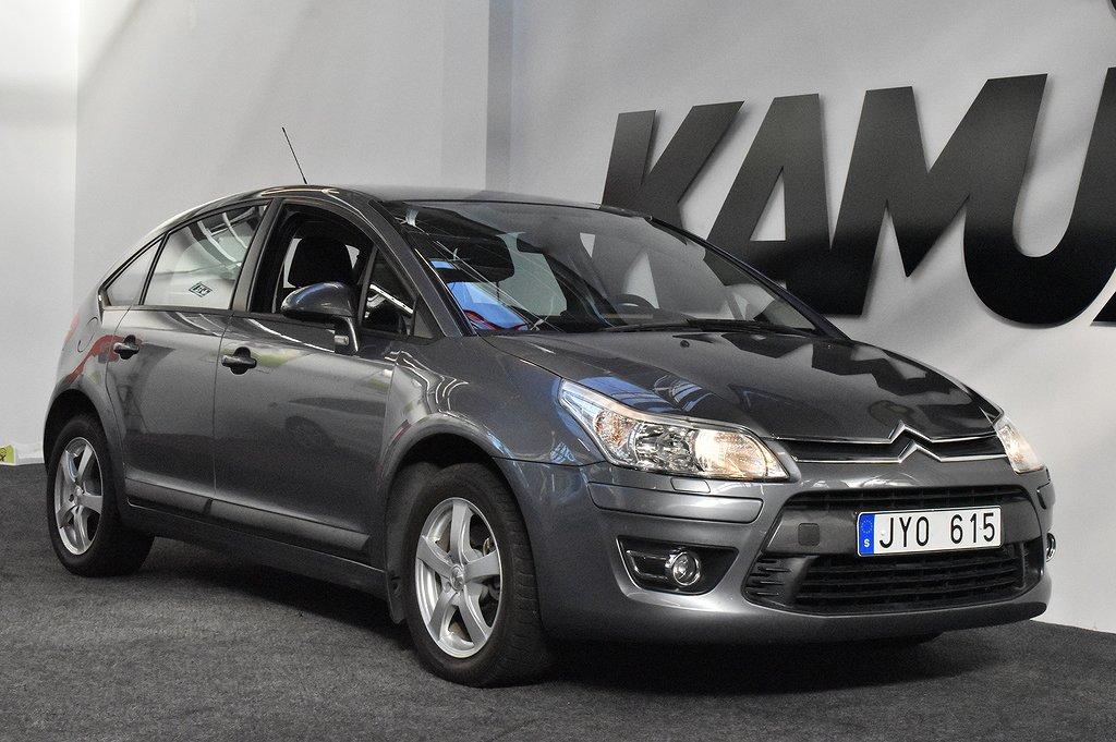 Citroën C4 1.6 | HDiF | EGS | Dragkrok | Paddlar | Kamrembytt | 109hk
