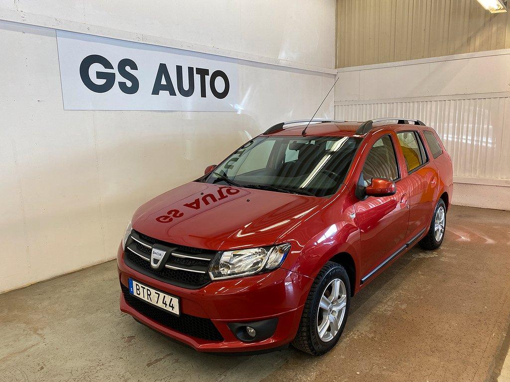 Dacia Logan MCV 0.9 TCe 90hk Bluetooth, Navi