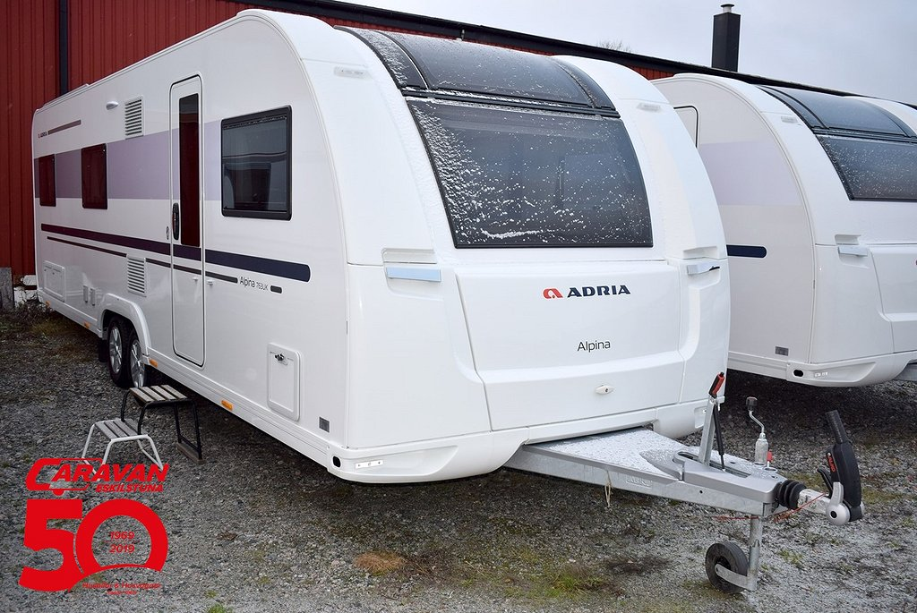 Adria Alpina 763 UK / Panoramatak
