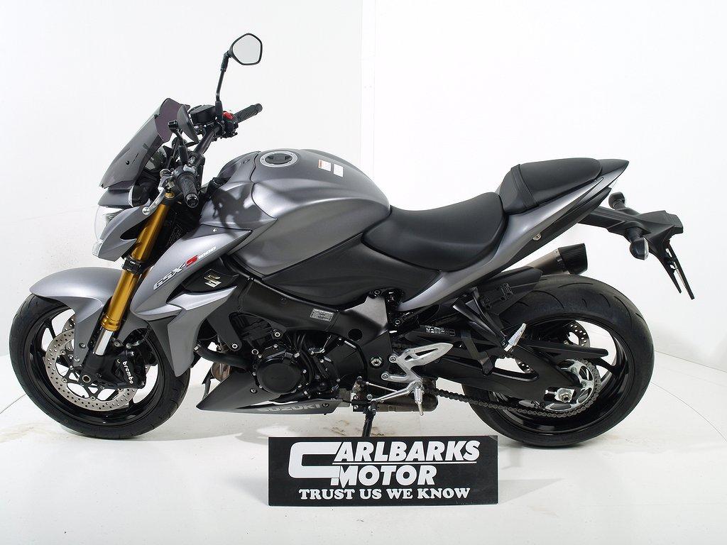 Suzuki GSXS 1000A ABS