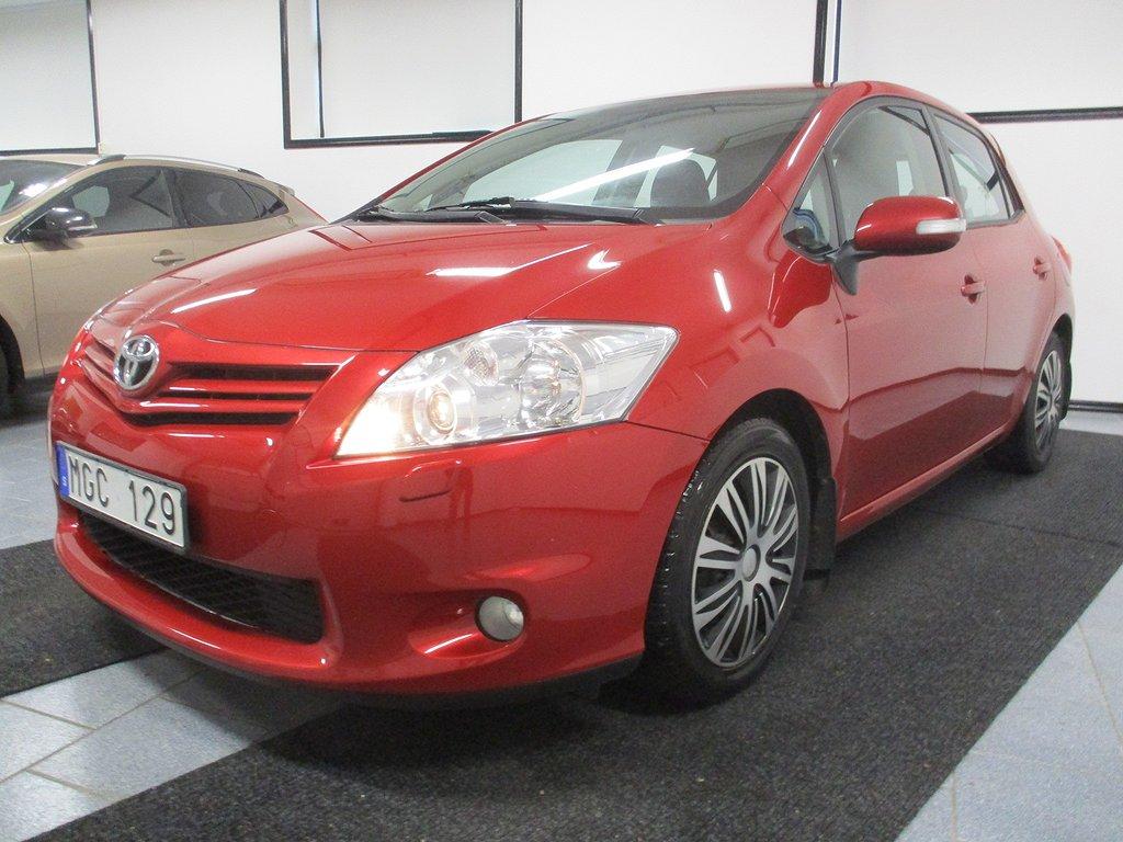 Toyota Auris 5-dörrar 1.4 D-4D 90 hk Drag