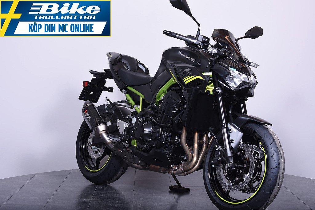 Kawasaki Z900 Performance 2021 OMG-leverans!!