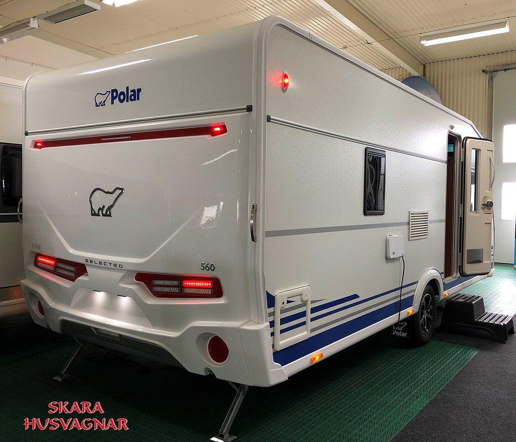 Polar 560 CTH VK Selected (Nyhet)