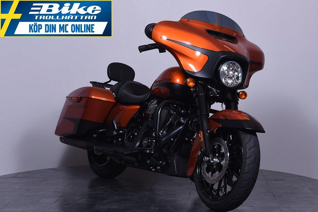 Harley-Davidson Streetglide Special