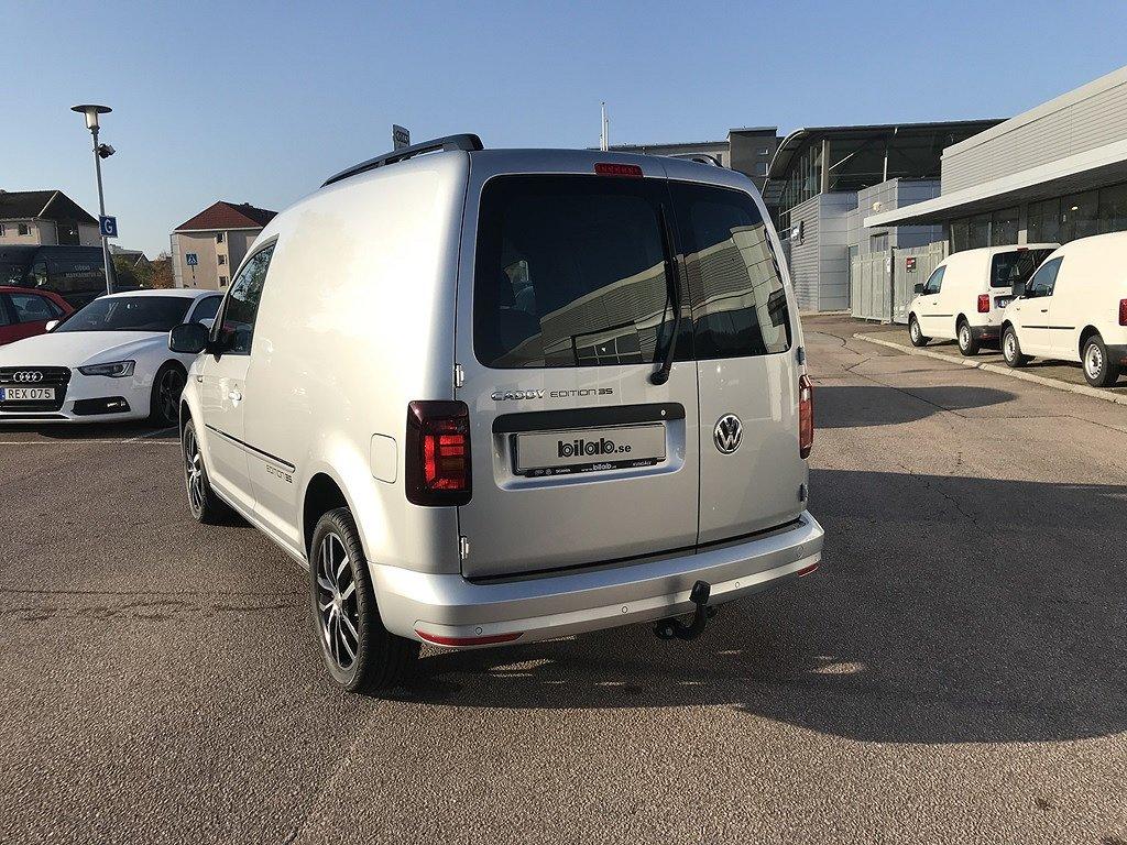 Volkswagen Caddy Edition 35 TDI 102HK