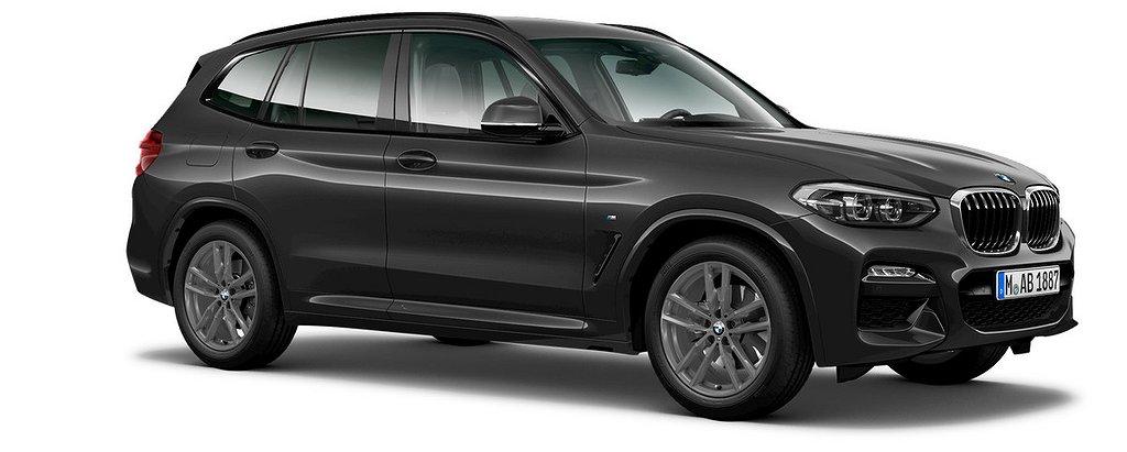 BMW X3 xDrive 20d MHEV