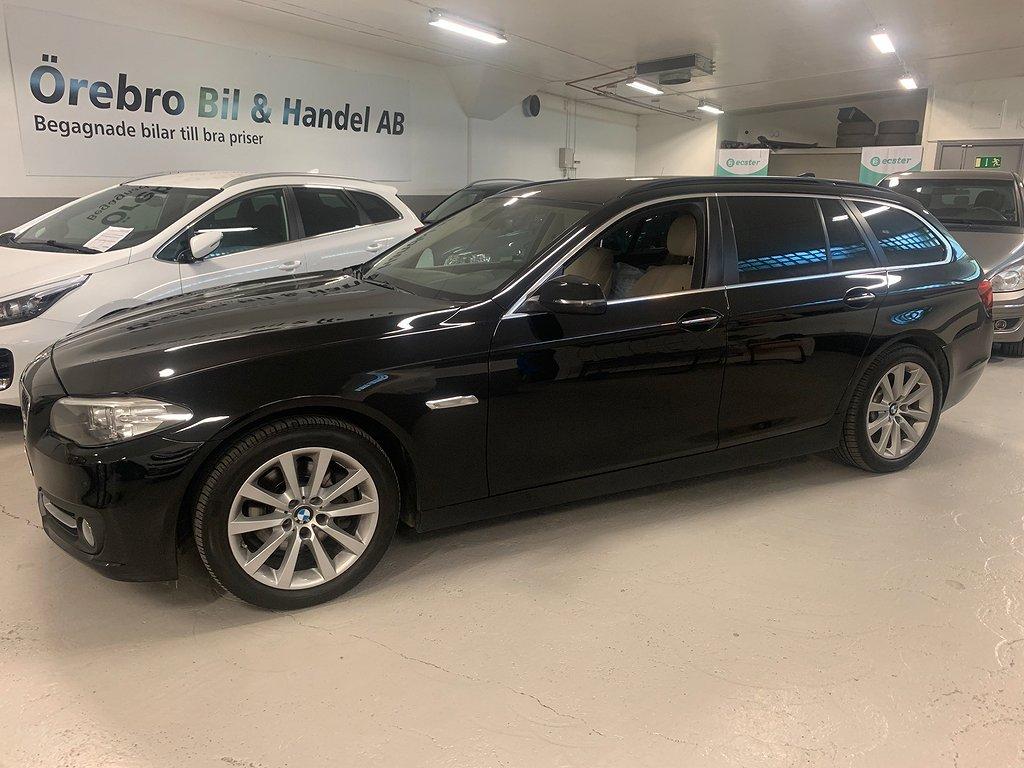 BMW 520 d Touring Aut Eu6 190hk