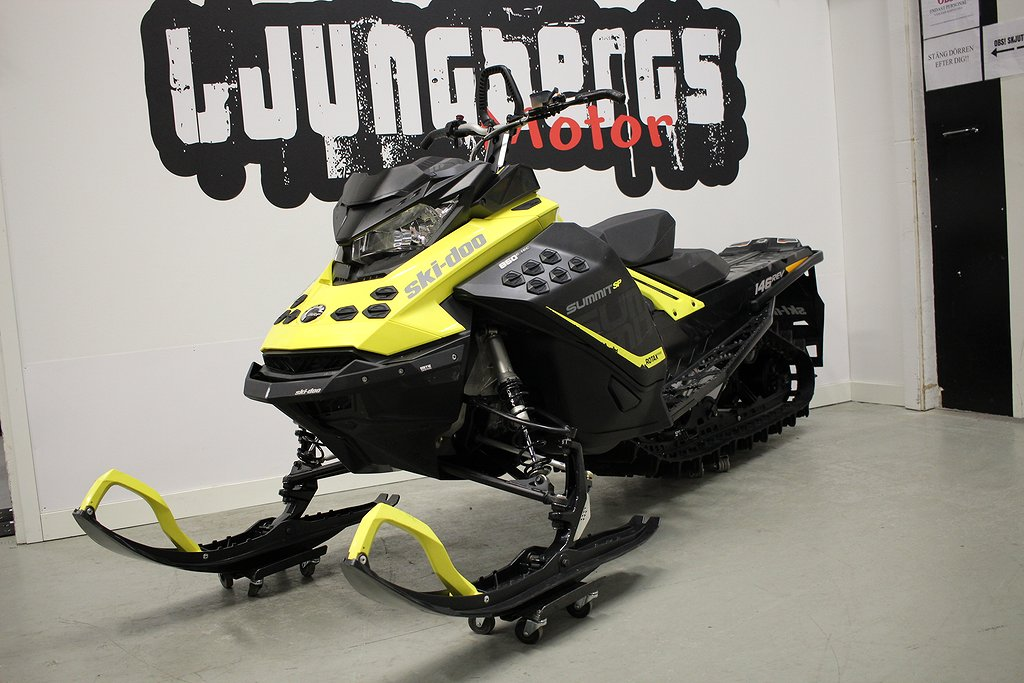 "Ski-doo Summit SP 146"" 850 E-Tec 2018 *MOMSAD"