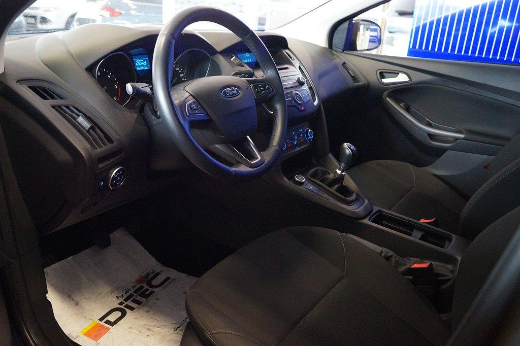 Ford Focus 1.5 TDCi Euro 6 95hk Trend Kombi