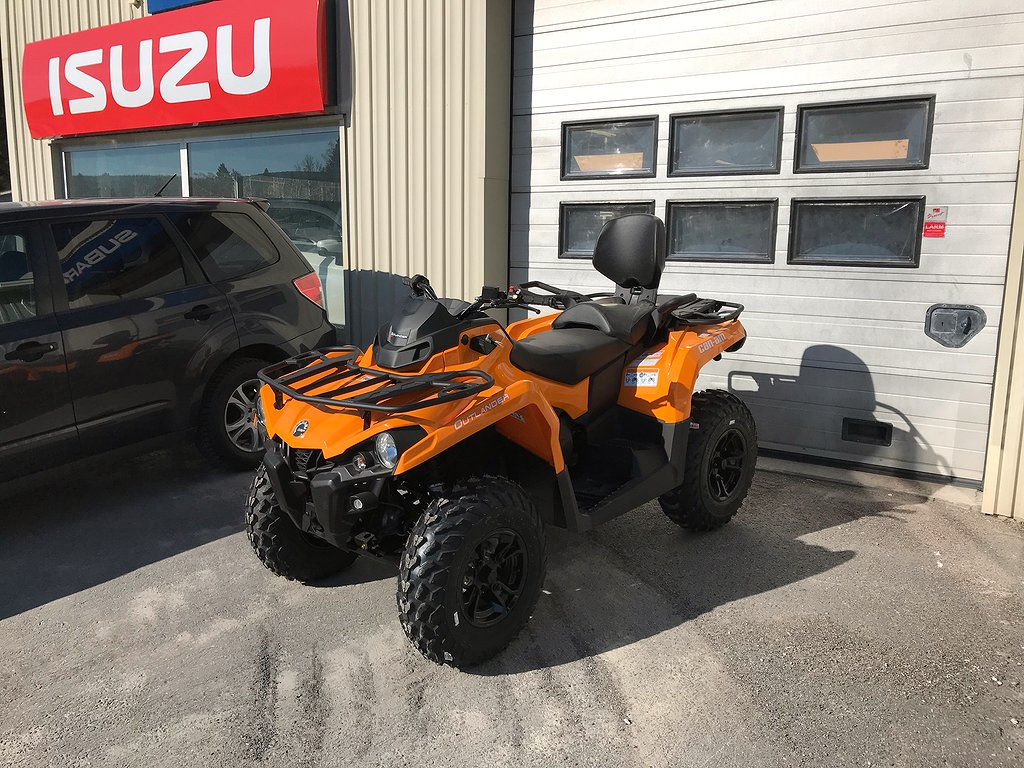 "Can-Am Outlander Max 570 DPS T3B ABS ""Fri frakt"""
