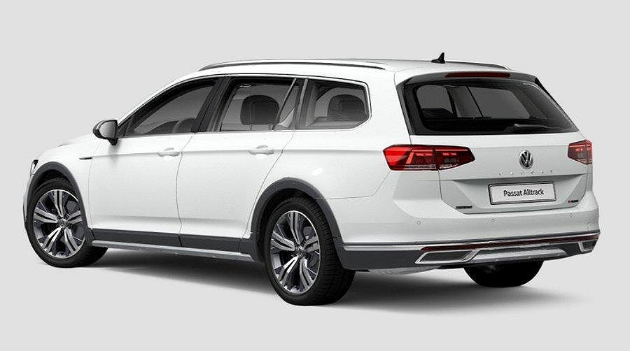 Volkswagen Passat Nya Alltrack DSG 190 4M
