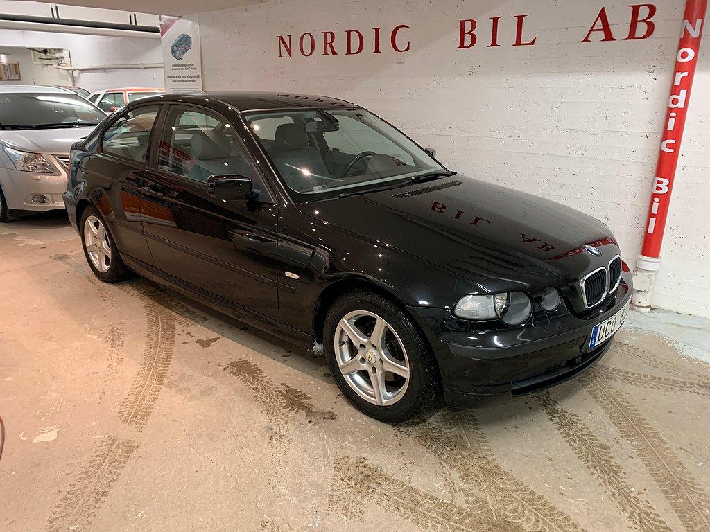 BMW 316 i Compact 116hk