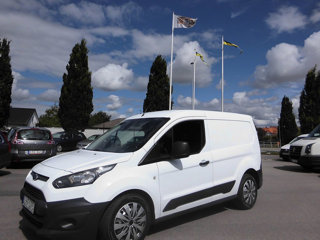 Ford Transit Connect 0 kronor kontant