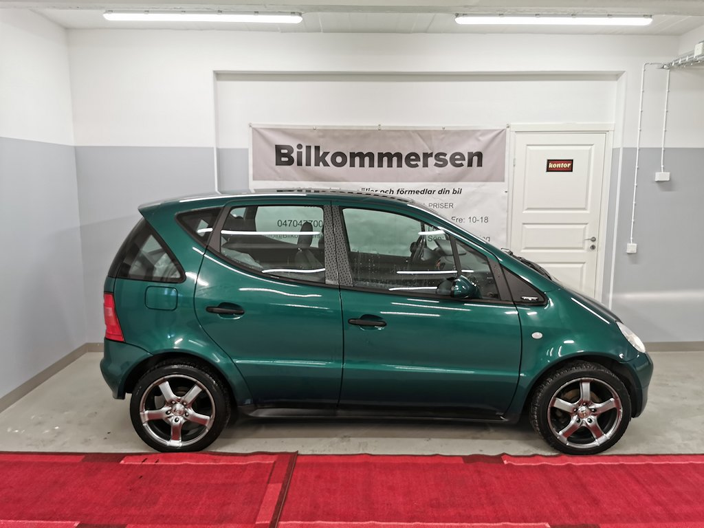 Mercedes-Benz A 160,102hk, 6900Mil,Nybesk