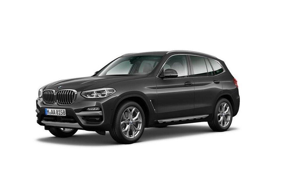 BMW X3 xDrive20i xLine Navi Värmare Drag Backkamera HiFi