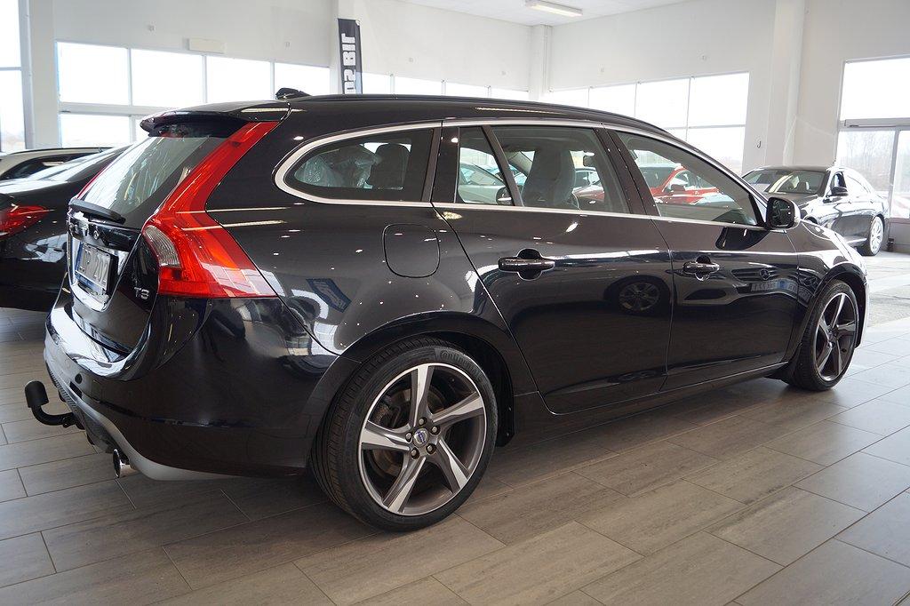 Volvo V60 T3 Momentum, R-Design 150hk