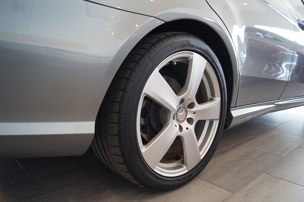 Mercedes-Benz E 220 Kombi CDI BlueEFFICIENCY 170hk // Värmare // AMG