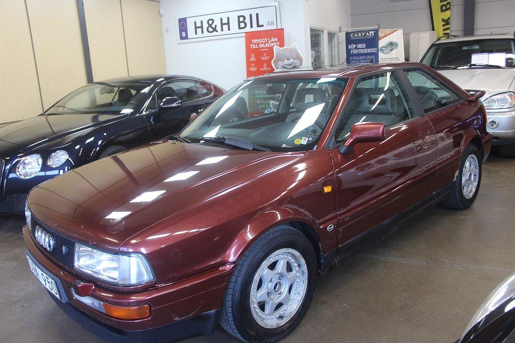 Audi Coupé 2.3/ 20V /170hk