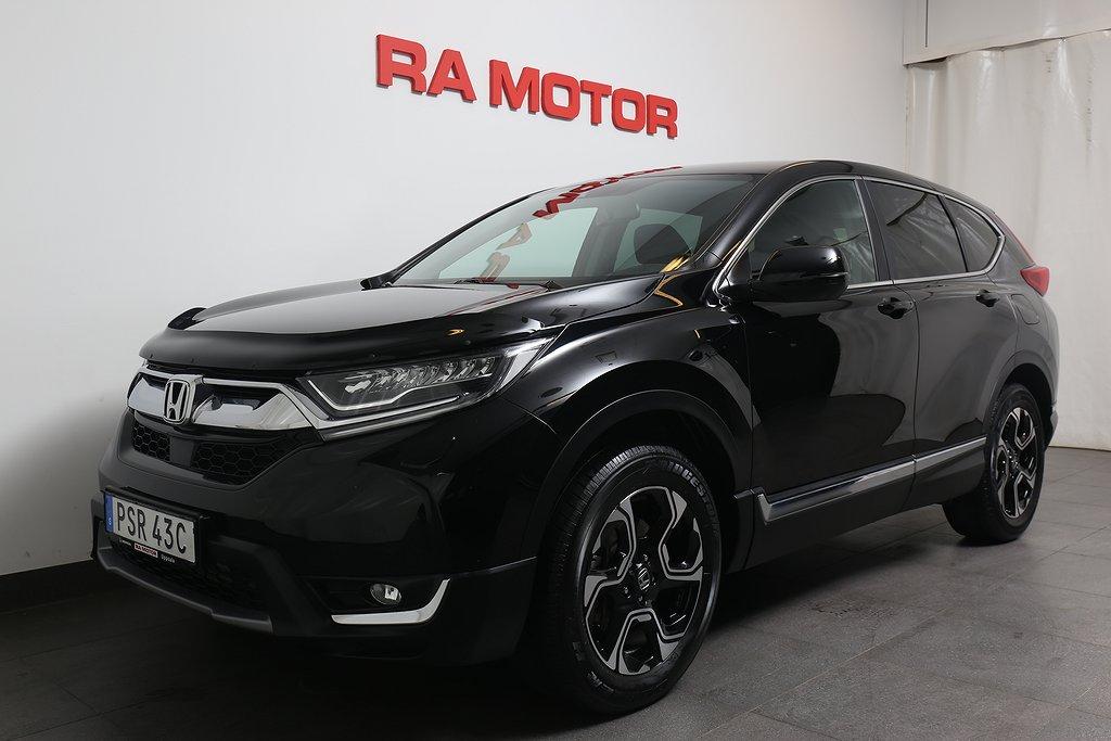 Honda CR-V 1,5T 173hk Elegance Navi AWD 6-vxl Dragkrok