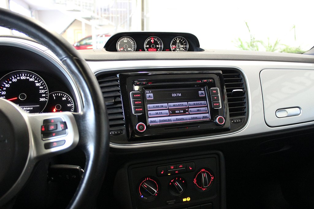 Volkswagen The Beetle, 1.2 TSI Comfort / Glastaklucka