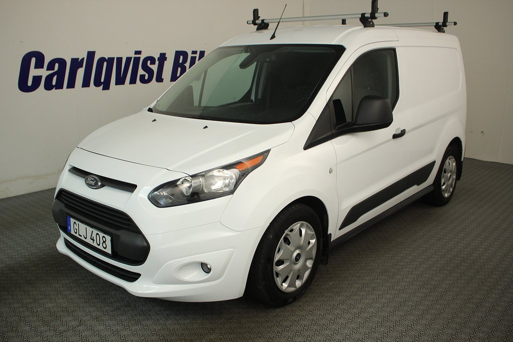 Ford Transit CONNECT SKÅP TDCI 100HK