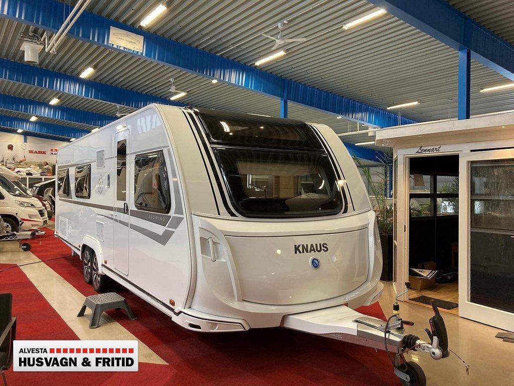 Knaus Sudwind 750 UDF 60 Years