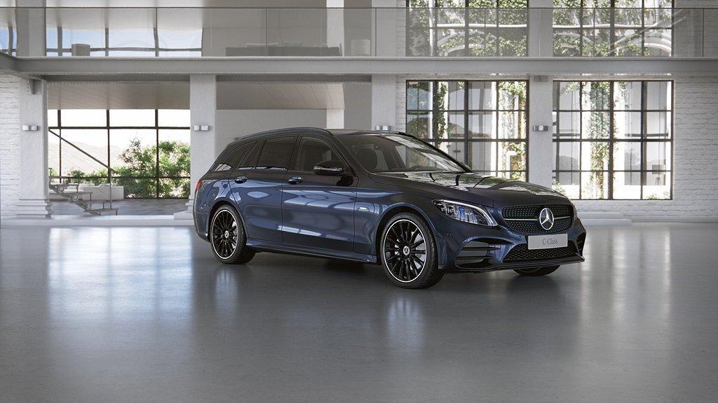 Mercedes-Benz C 220 d 4MATIC // AMG night