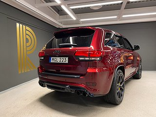 Jeep Grand Cherokee 6.2 V8 AWD (707hk)