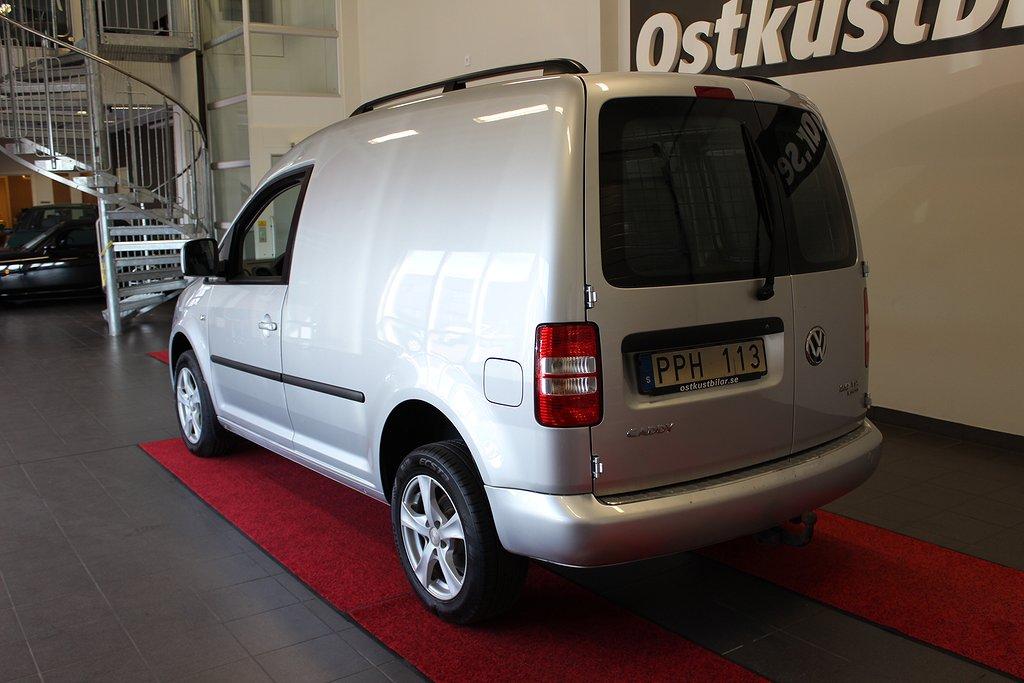 Volkswagen Caddy, 2.0 TDI AUT 4M 140hk