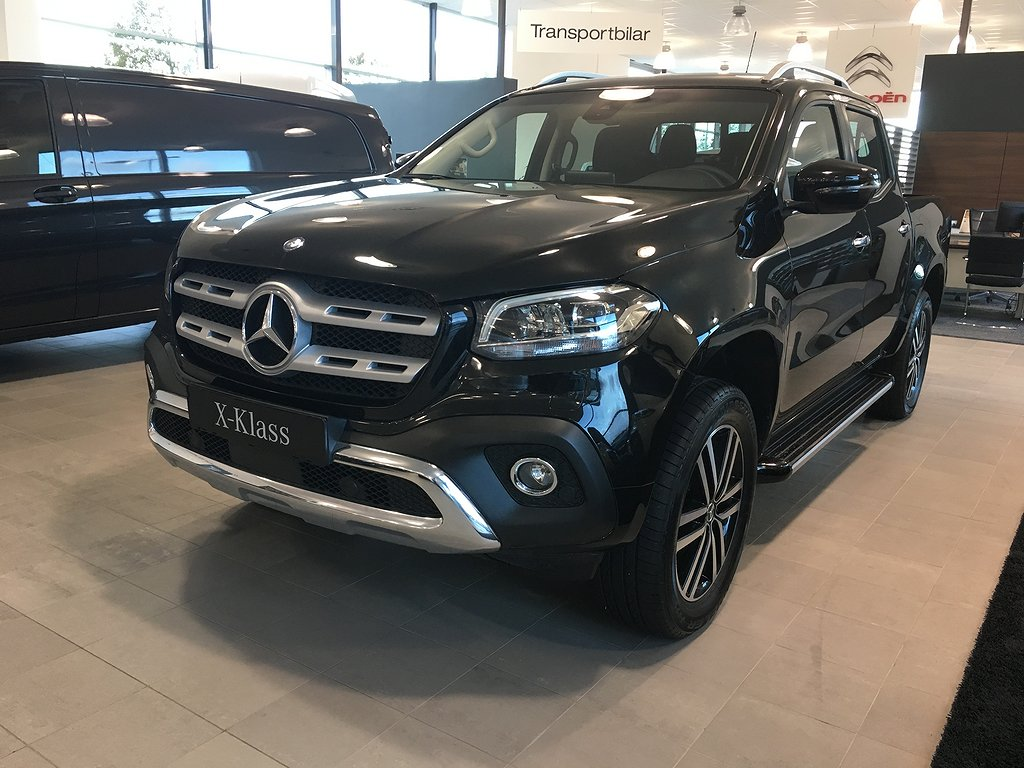 Mercedes-Benz 250 X X d PROGRESSIVE Edition 4MATIC
