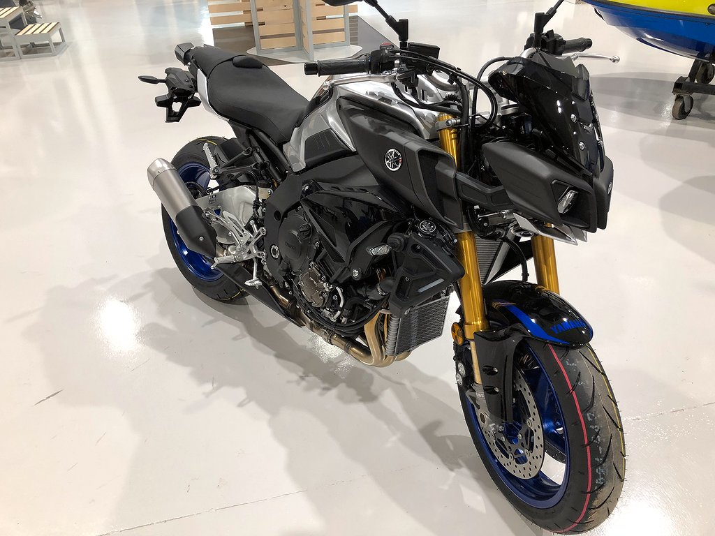 Yamaha MT-10 SP *Kampanj Tillbehör*