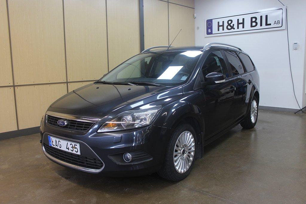 Ford Focus Combi 1.6 Titanium TDCi 109hk