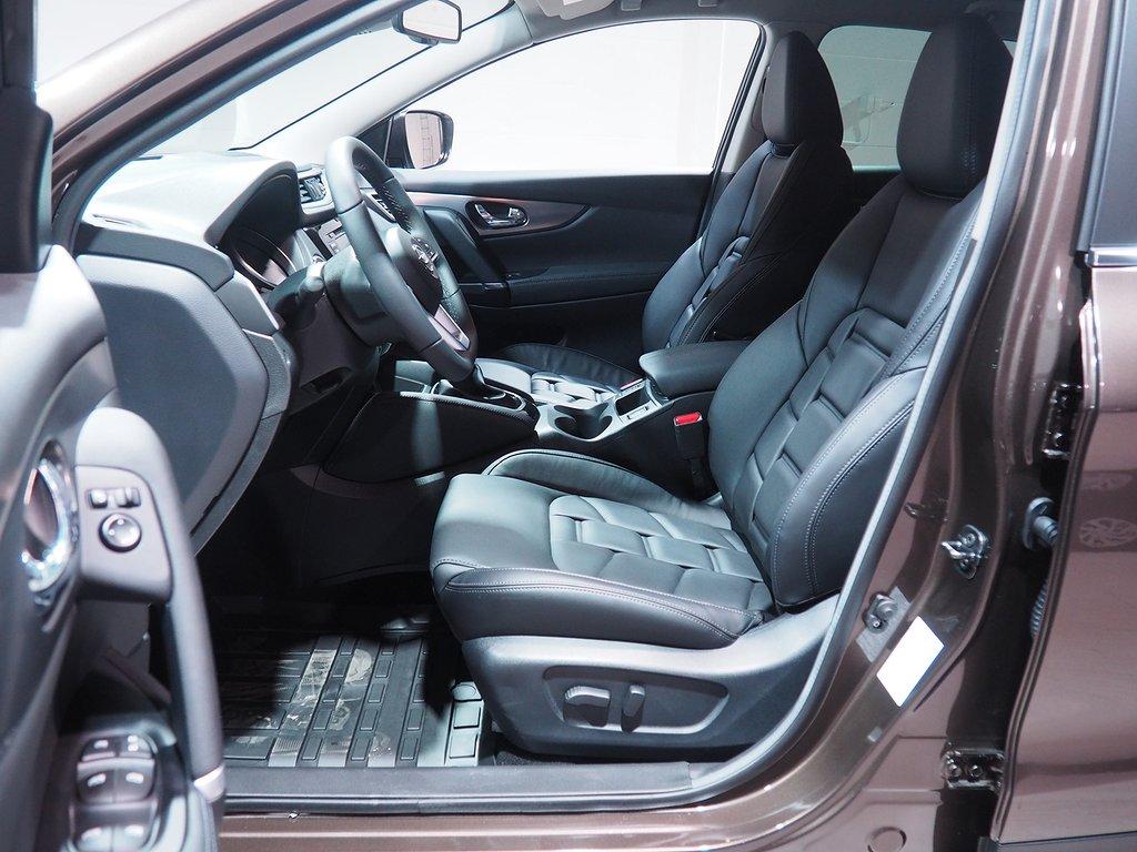 Nissan Qashqai Tekna DCT Läder MY21 158hk 2021