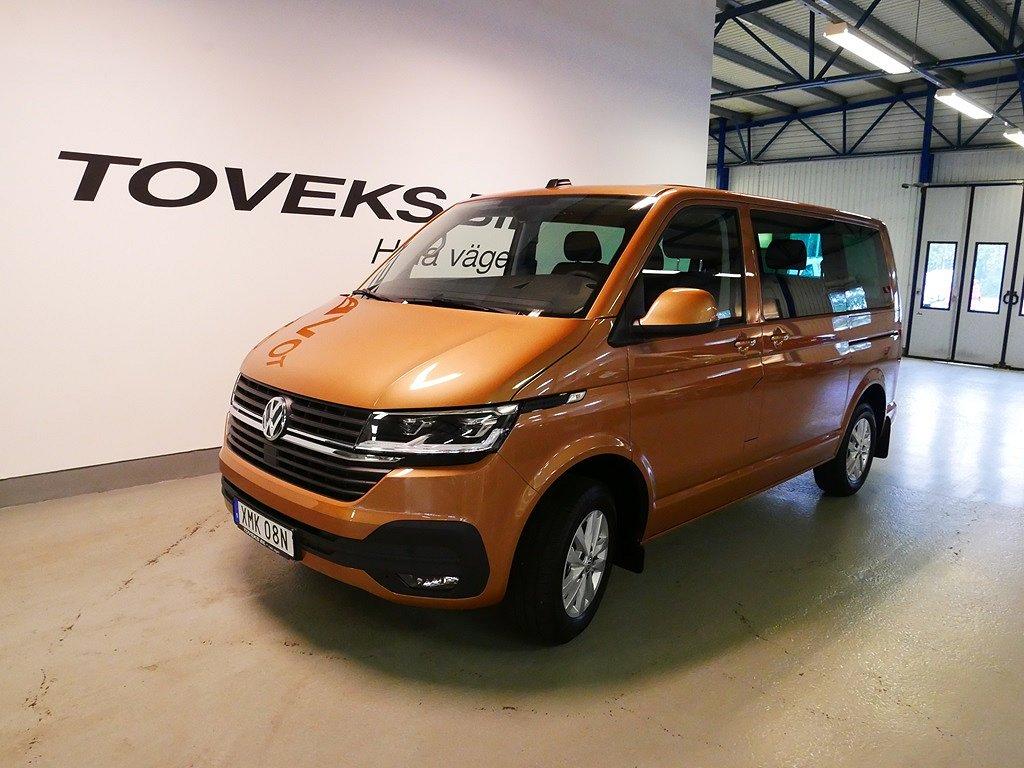 Volkswagen Transporter T6 Kombi kort hjulbas