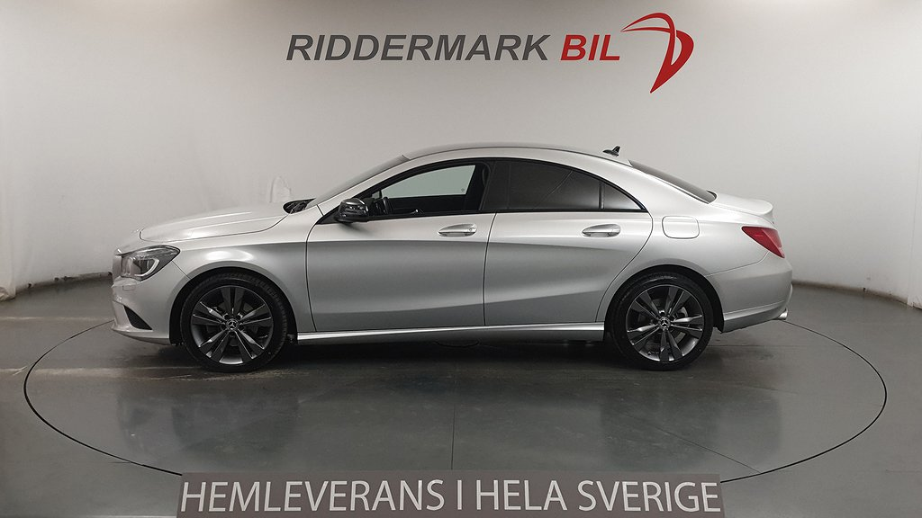 Mercedes CLA 220 CDI (170hk)