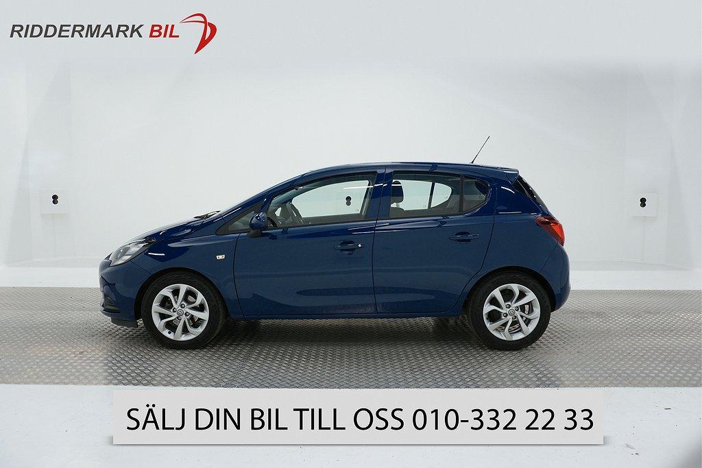 Opel Corsa 1.4 ECOTEC 5dr (90hk)