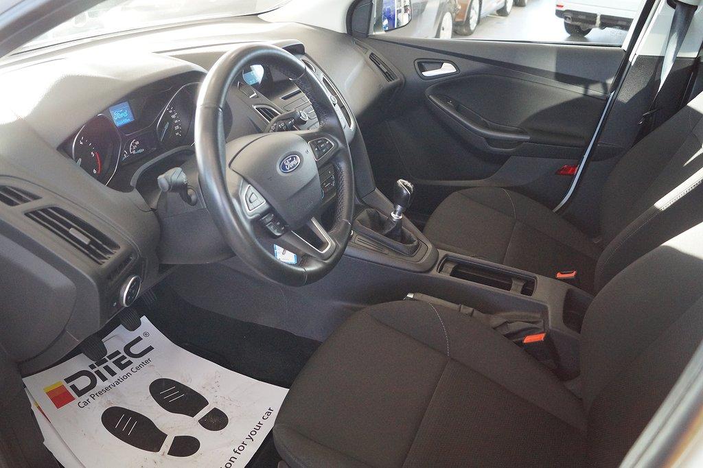 Ford Focus 1.6 TDCi Kombi Trend