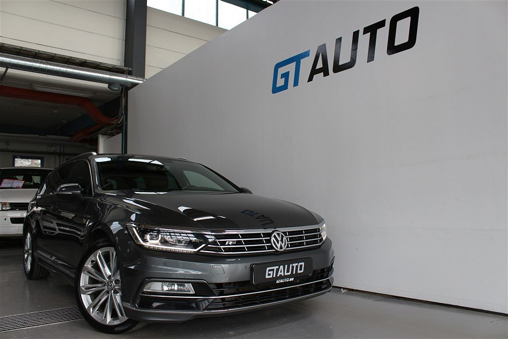Volkswagen Passat GTS R FULLUTRUSTAD HEMLEVERANS