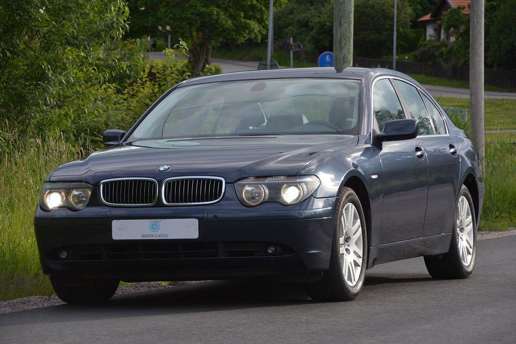 BMW 745 i Automat 333hk