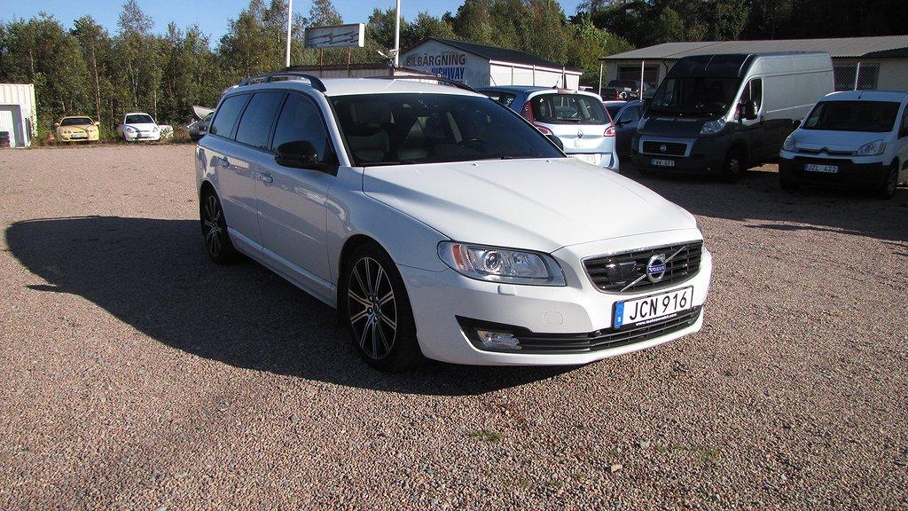 Volvo V70 D4 AWD  Edition, Momentum, Classic Sport Euro 6 181hk