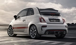 Abarth 595 Cab 145 hk Privatleasing
