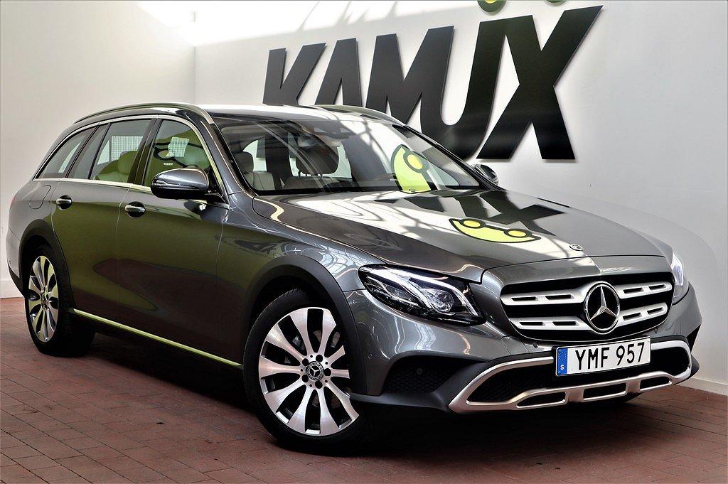 Mercedes-Benz E 220d All-T | 4MATIC | Widescreen | Drag | Burmester |