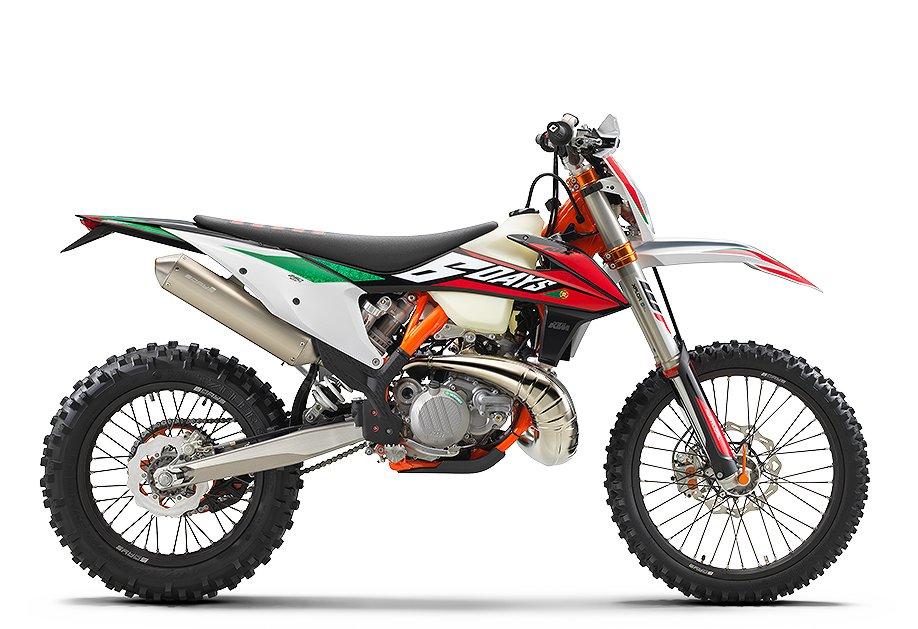 KTM Exc 250 Tpi Sixdays
