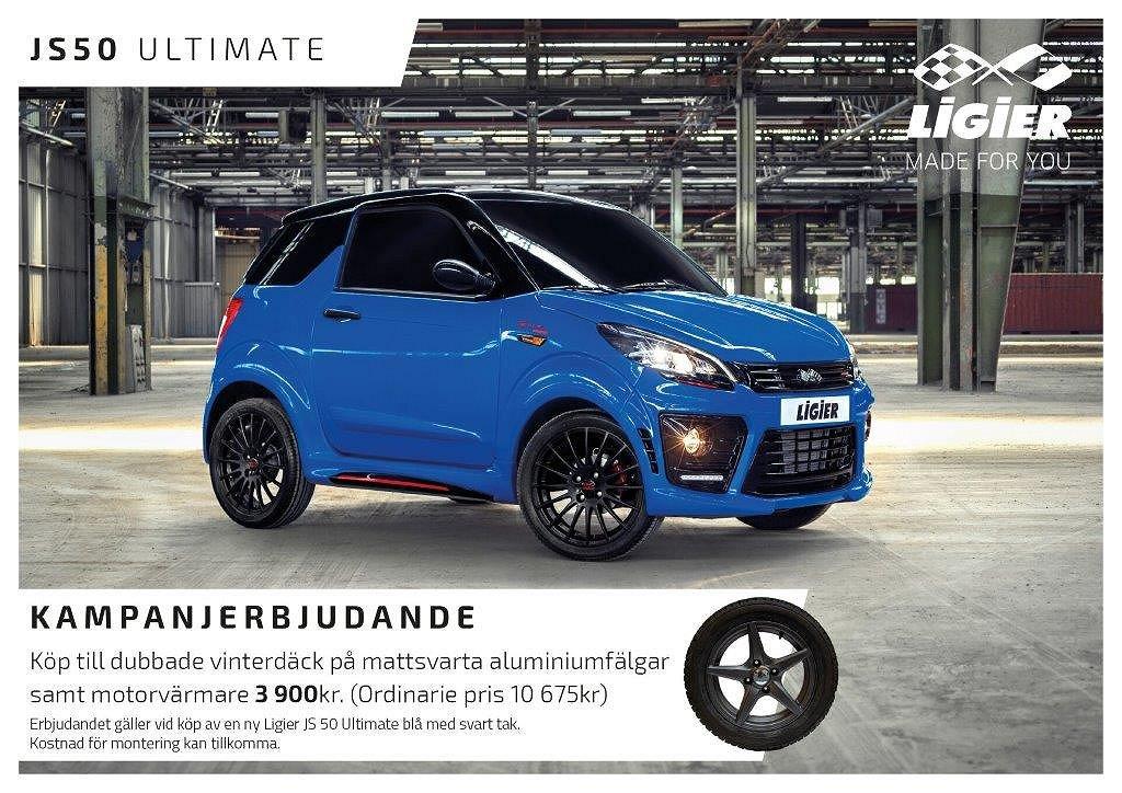 Ligier Ultimate Sport Kampanjerbjudande