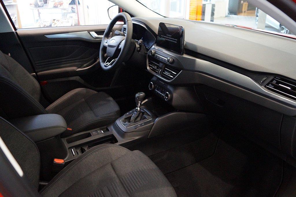 Ford Focus 1.0T EcoBoost 125hk Active Kombi*DEMO*