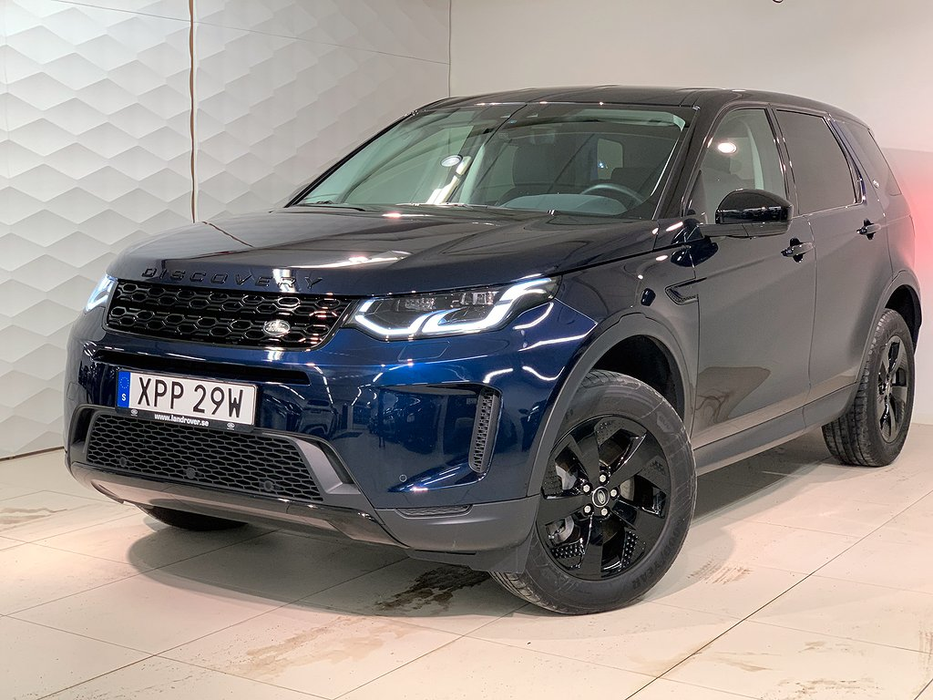 Land Rover Discovery Sport D180 AWD Anniversary-Edition
