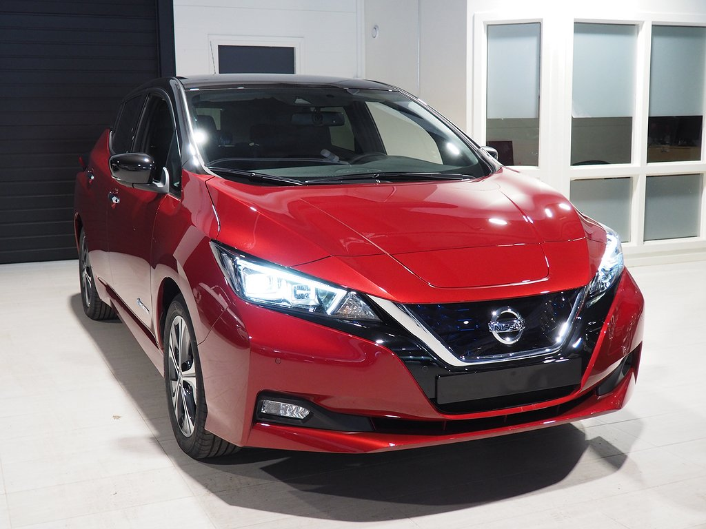 Nissan Leaf Tekna 40kWh Bose Apple Carplay 2020
