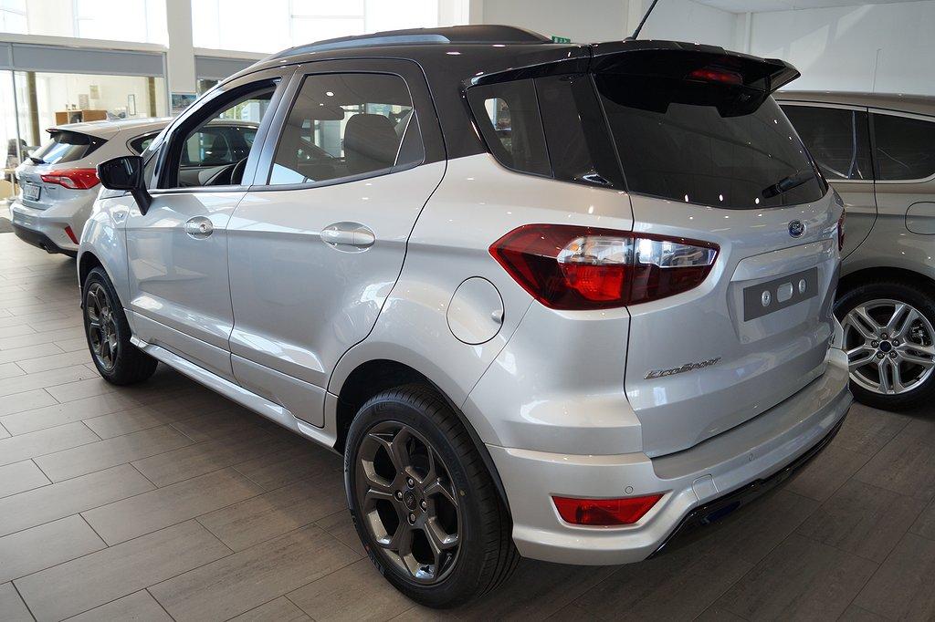 Ford Ecosport 1.0T EcoBoost 125hk ST-Line SUV